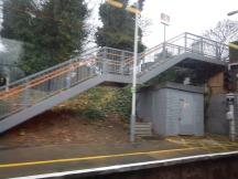 Syon Lane Station