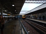 A Class 172 Train In Platform 2 At Willesden Junction Station