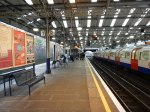 Underground To The Middle And Overground To The Outside At Queen's Park Station