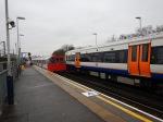 Little And Large At Stonebridge Park Station