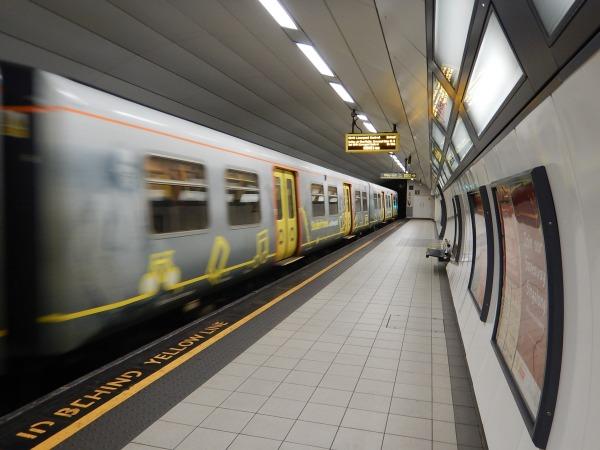 Undergound Stations In Liverpool