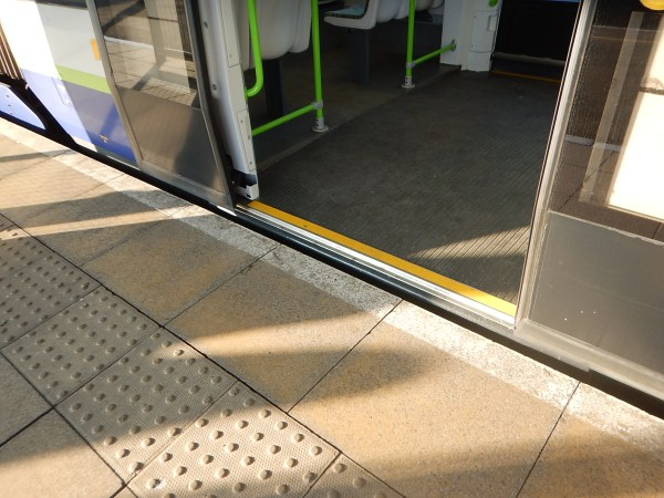 Level Access On The London Tramlink