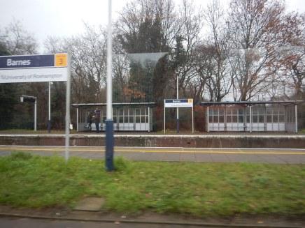 Barnes Station