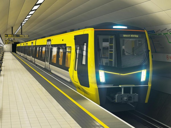 Merseyrail's New Train