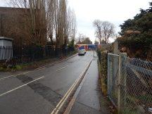 A Pair Of Level Crossings At Vine Road, Barnes