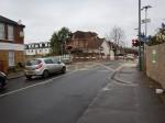 A Level Crossing In White Hart Lane,Barnes