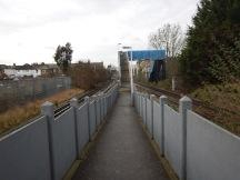 The Entrance Footbridge