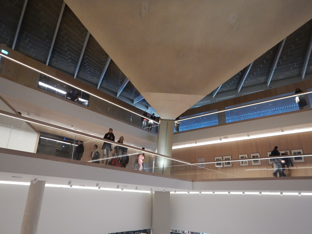 A Visit To The Design Museum