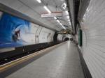 The Refurbished Tottenham Court Road Tube Station