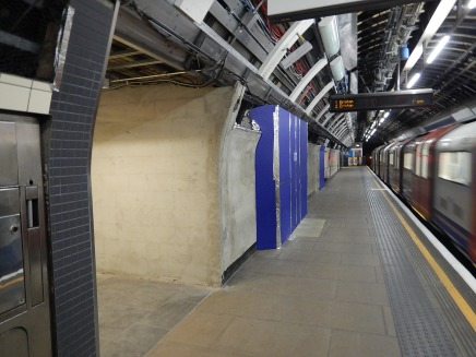New Passages On The Southbound Platform
