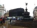 Piccadilly Circus Has Gone Dark