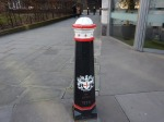 Bollards To Illegal Parkers