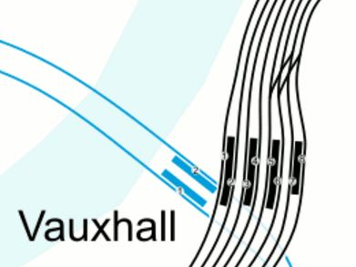 Lines At Vauxhall