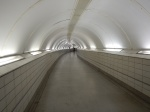 The New Tunnel Under Bank Station