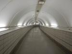 The Rebuilt Tunnel Under BankStation