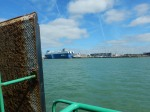 Crossing To Hythe
