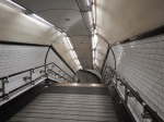 Between The Northern Line And Bakerloo Line Platforms At Elephant And Castle Station