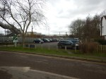 Lots Of Parking For The Lea Valley Park