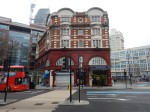 The Bakerloo Line Station At Elephant And Castle