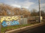 The Inevitable Graffiti