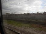 Alongside Northumberland Park Depot