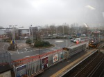 The Worksite At New Cross Gate Station