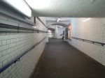 The Tunnel Connecting All Platforms At Lewisham Station