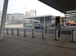 The DLR Station Is Not Integrated With The Highspeed Station