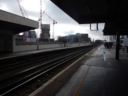Elephant And Castle Station