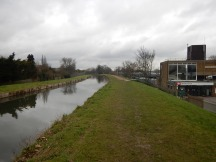 The New River And Broxbourne Station