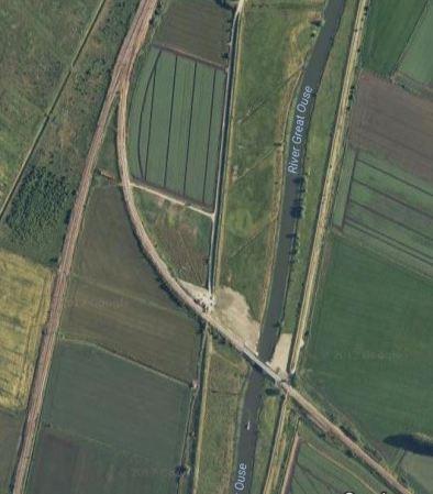 Ely Dock Junction And Hawk Bridge