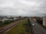 Northwards From Angel Road Station – There's Certainly Space For Two MoreTracks