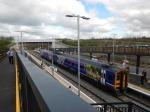 A Train Stops On The Way ToNottingham