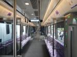 Inside A Class 345Train