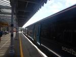 Arrival At Maidstone WestStation