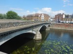 The River Medway AtMaidstone