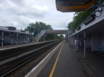 The Class 466 TrainApproaches