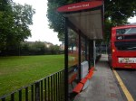 A Bus Stop Without AMap
