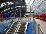 Mid-Platform Entrance/Exit On Platforms 23/24 At WaterlooStation