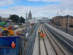 Crossrail At Silvertown LookingNorth