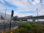 The Docklands Light Railway CrossesOver