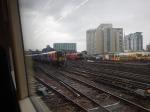 The Arriving Train GoesIn