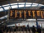 A Ramsgate Train On The DeparturesBoard