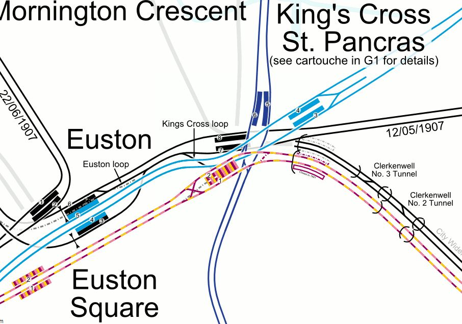 Should A MegaStation Be Created At Kings CrossSt PancrasEuston