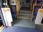 Steps Inside A SiemensTram