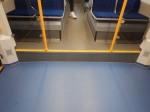 Single Step Inside A Class 399Tram-Train