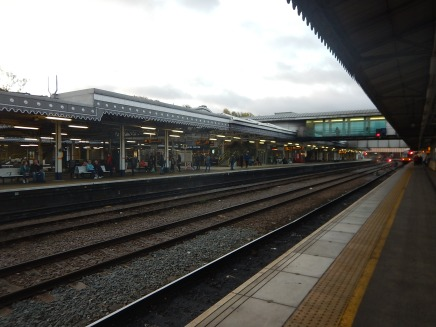 Sheffield Station