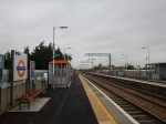 Incomplete Electrification At Leytonstone HighRoad