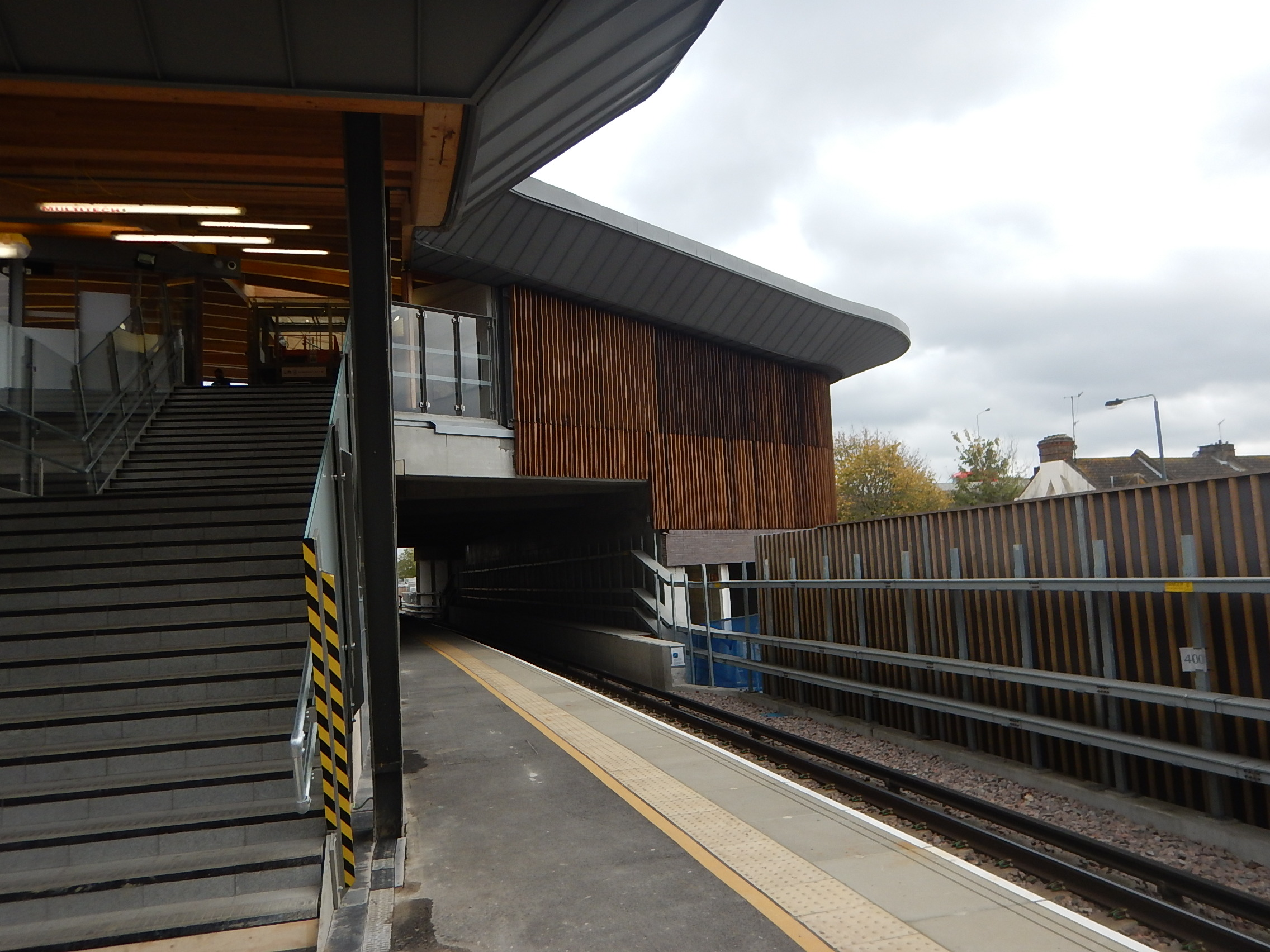 Abbey Wood Station Opens « The Anonymous Widower