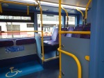 Downstairs On A BYD Battery-Electric Double-DeckBus